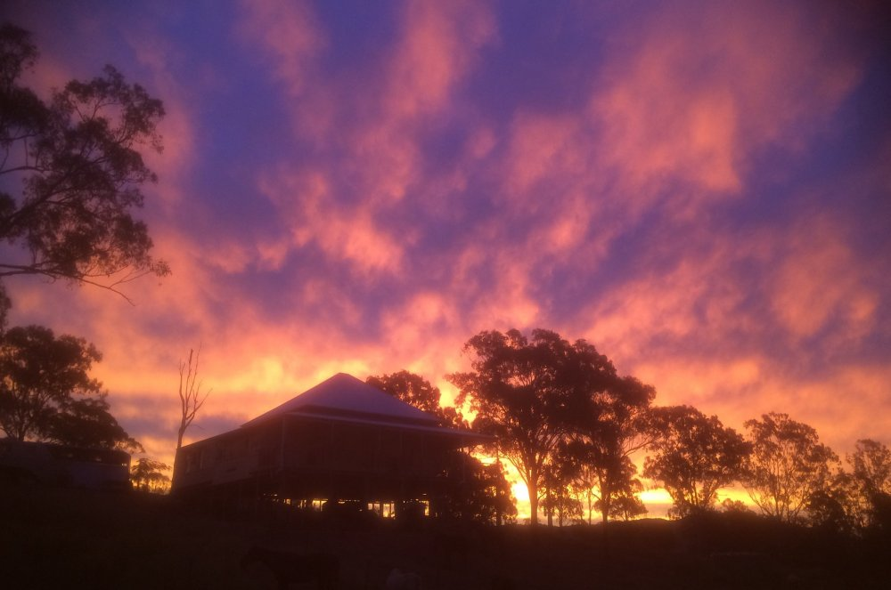 sunset at QSSC Woolooga.jpg